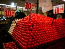 美国与墨西哥达成协议 结束番茄关税纠纷