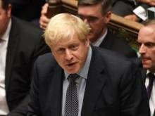 """约翰逊致信欧盟寻求""""脱欧""""延期 但并没有签字"""