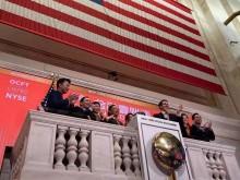 金融壹账通美国IPO:募资超3亿美元 平安集团加持