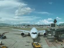 """航空运输业""""封城""""后普跌 进入调整期或疫过反弹"""